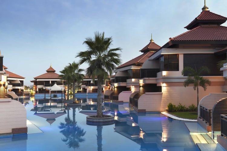 Villa lagon
