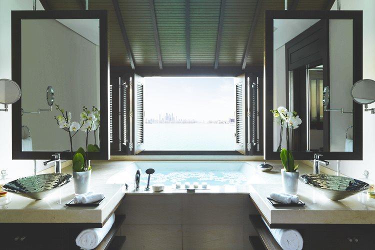 Villa sur la mer - Salle de bains