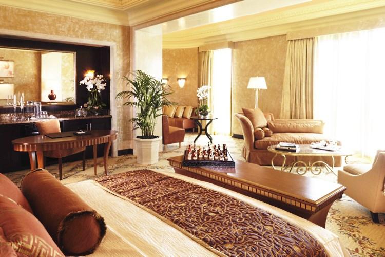 Suite Grand Atlantis - Chambre