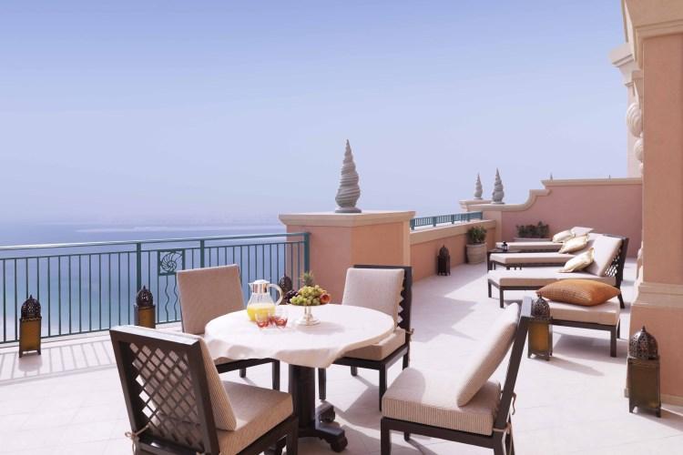 Suite Grand Atlantis - Terrasse