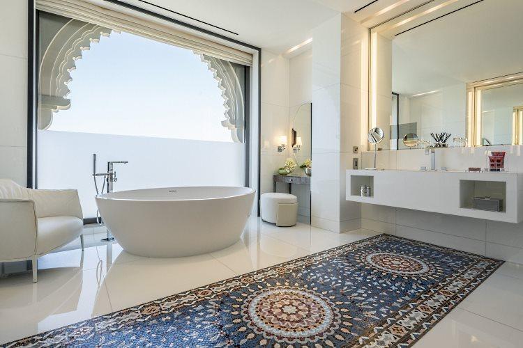 Suite Penthouse - Salle de bains