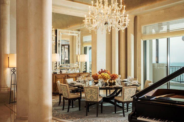 Suite Royale - Salon