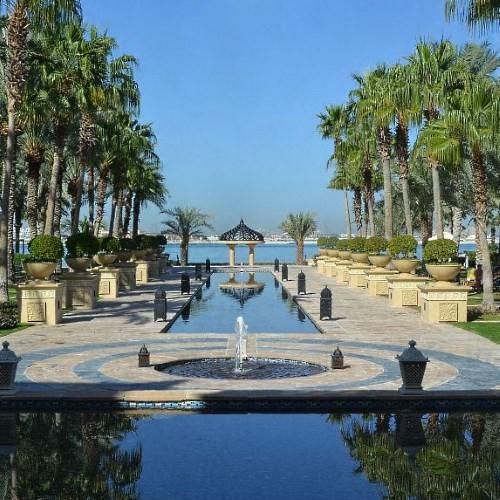 Les plus beaux hôtels de Dubaï