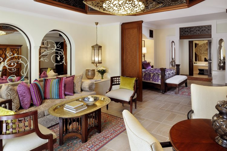 One&Only Royal Mirage - Junior Suite