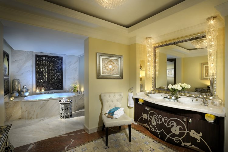 One&Only Royal Mirage - Suite Royale