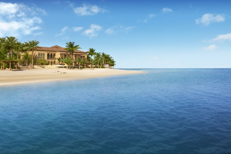 One&Only The Palm - Plage privée