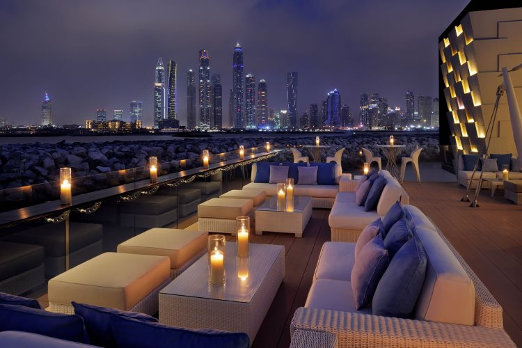 One&Only The Palm - Skyline Deck