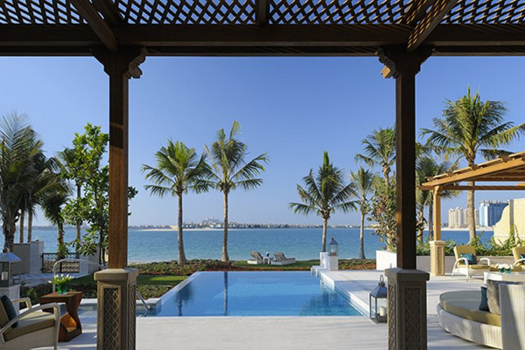 One&Only The Palm - Villa - Piscine