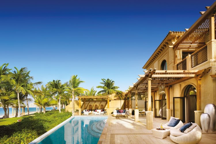 One&Only The Palm - Villa sur la plage - Piscine
