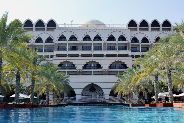 Piscine du Zabeel Saray