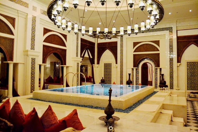 Talise Ottoman Spa - Zabeel Saray