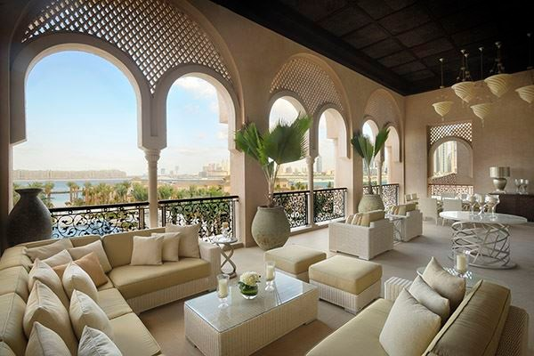 One&Only The Palm - Terrasse d'une suite