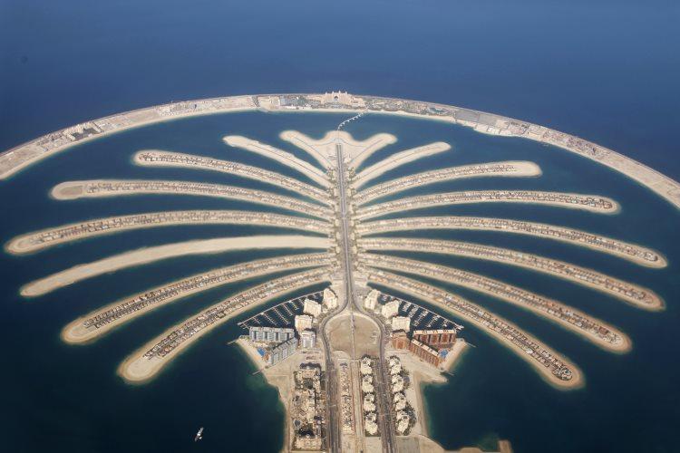 The Palm Dubaï