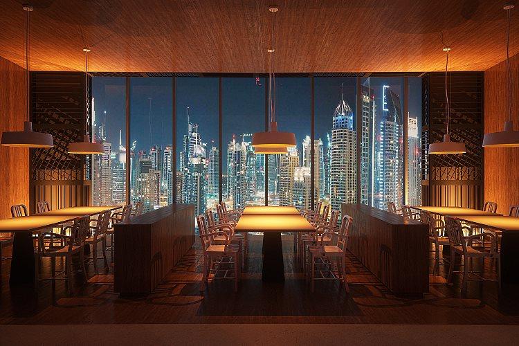 InterContinental Dubaï Marina - Restaurant Accents