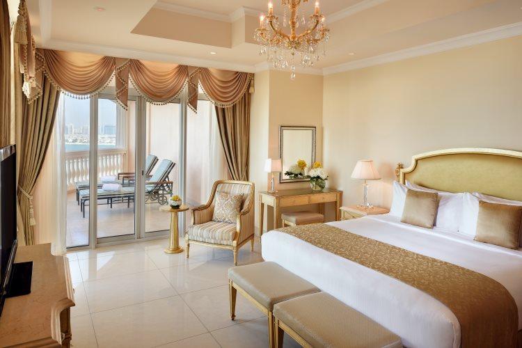 Kempinski The Palm - Penthouse 3 chambres - Vue sur The Palm