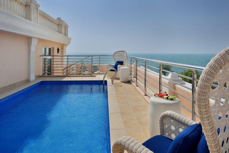 Kempinski The Palm - Penthouse 4 chambres avec piscine privée