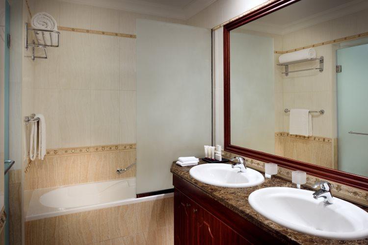 Kempinski The Palm - Salle de bains