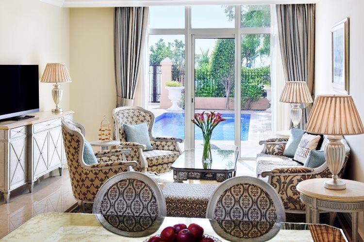 Suite 2 chambres avec piscine privée