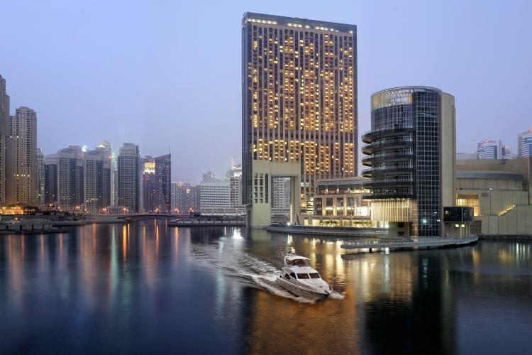 The Address Dubaï Marina