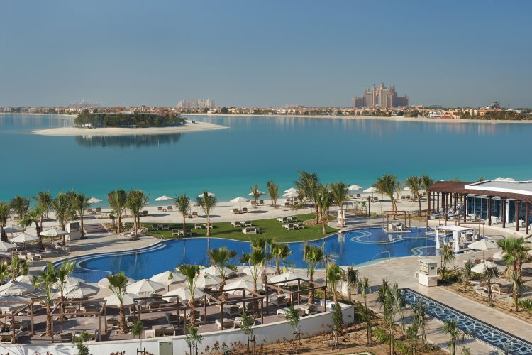 Waldorf Astoria Dubaï - Plage privée