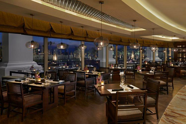 Waldorf Astoria Dubaï - Restaurant Lao