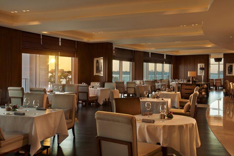 Waldorf Astoria Dubaï - Restaurant Social