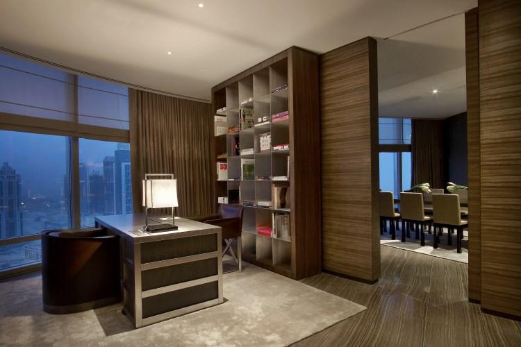 Suite Dubaï - Bureau