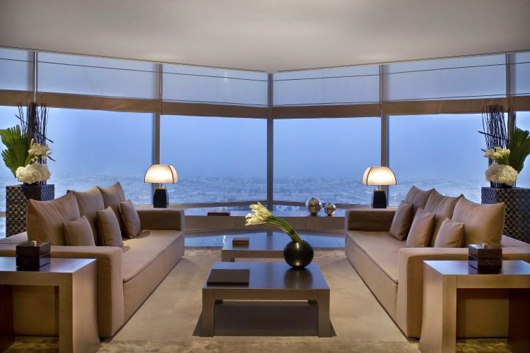 Armani - Suite Dubaï