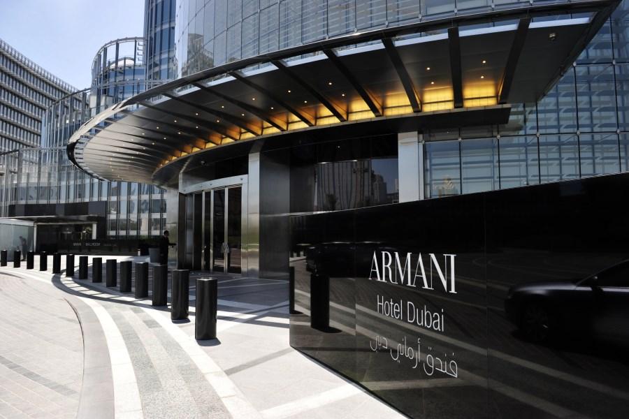Armani Hôtel Dubaï