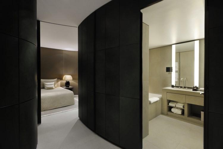 Suite Fontaine - couloir