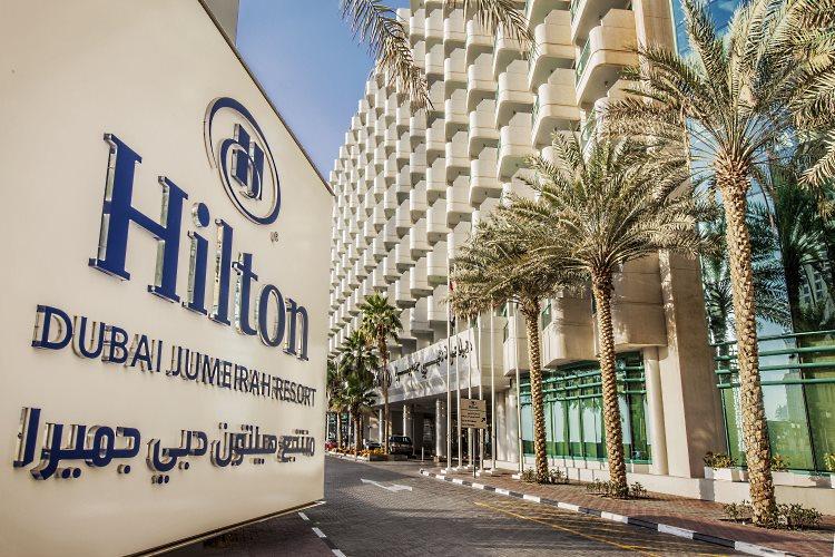 Hilton Dubaï Jumeirah Beach