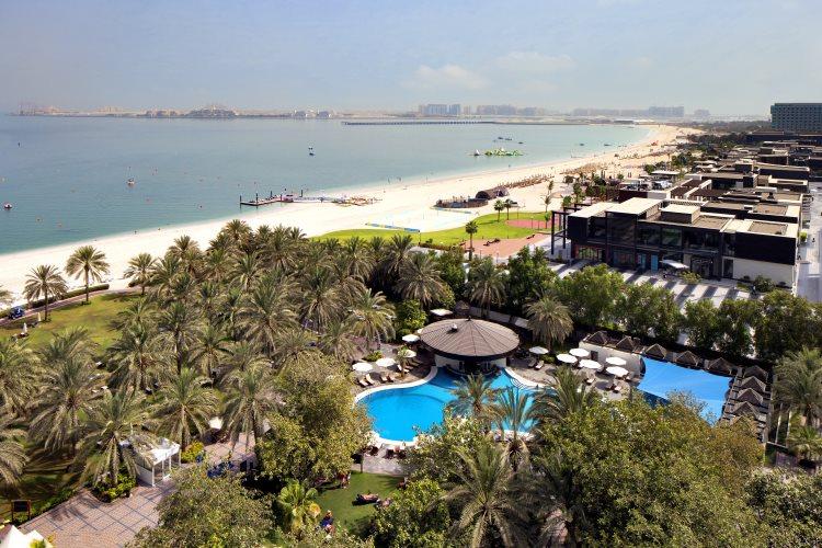 Plage du Sheraton Jumeirah Beach