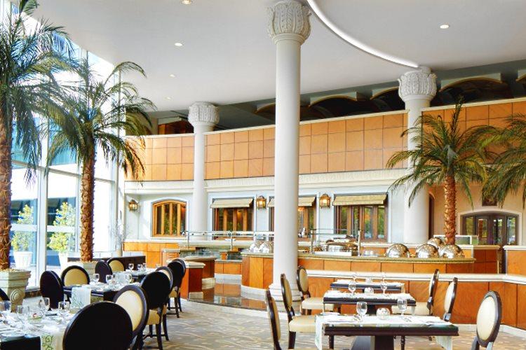 Restaurant The Palm Garden