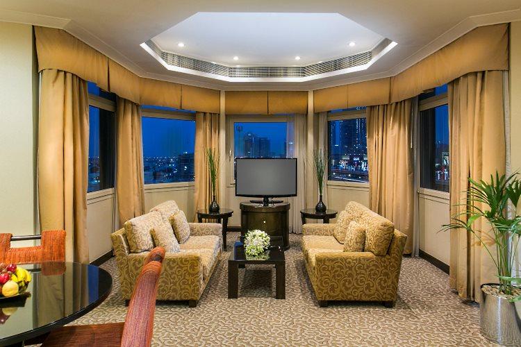 Suite Deluxe - Salon