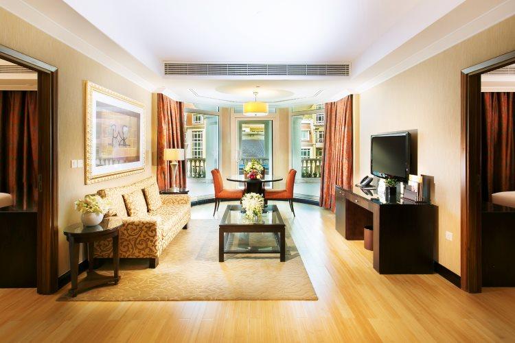 Suite Premium - Salon