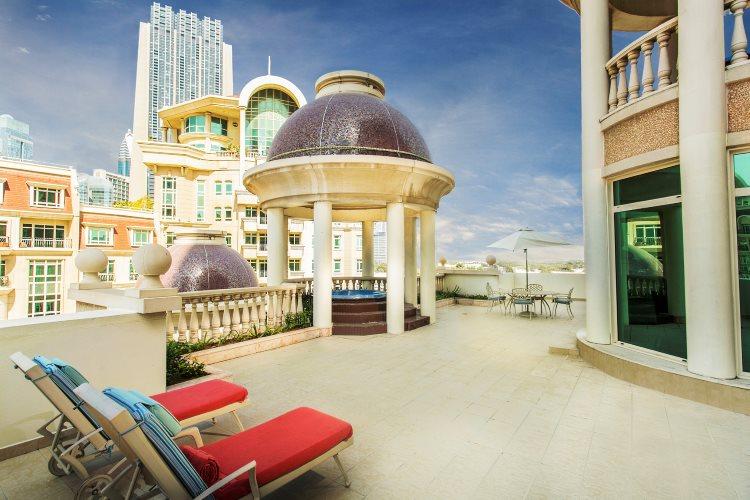 Suite Premium - Terrasse