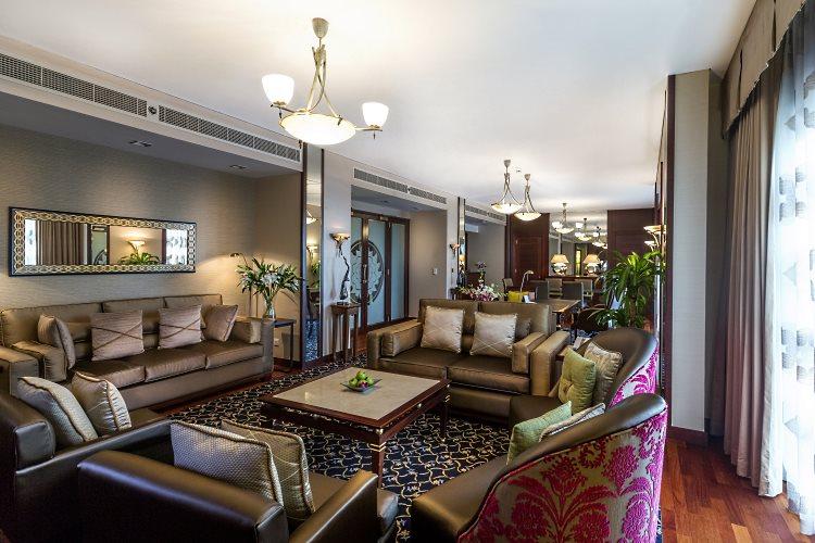 Suite Dusit - Salon