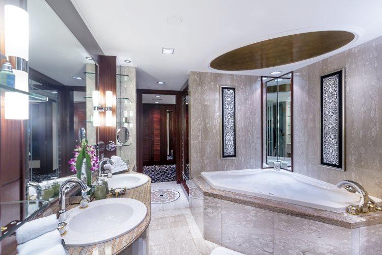 Suite Dusit - salle de bains