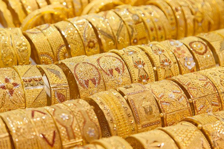 Gold Souk Dubaï