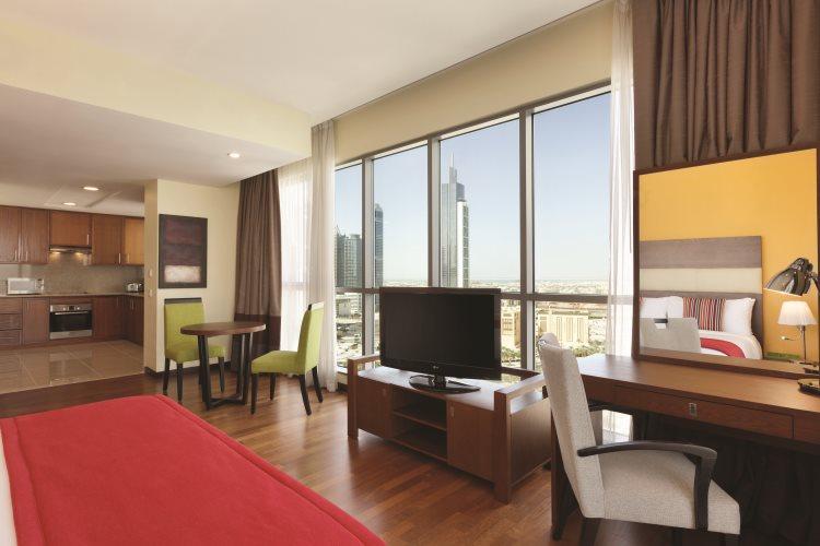 Ramada Downtown Dubaï - Junior Suite