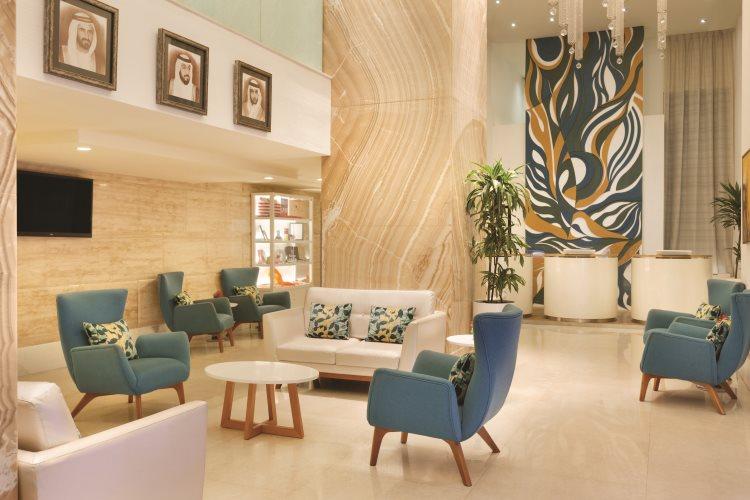 Ramada Downtown Dubaï - Lobby