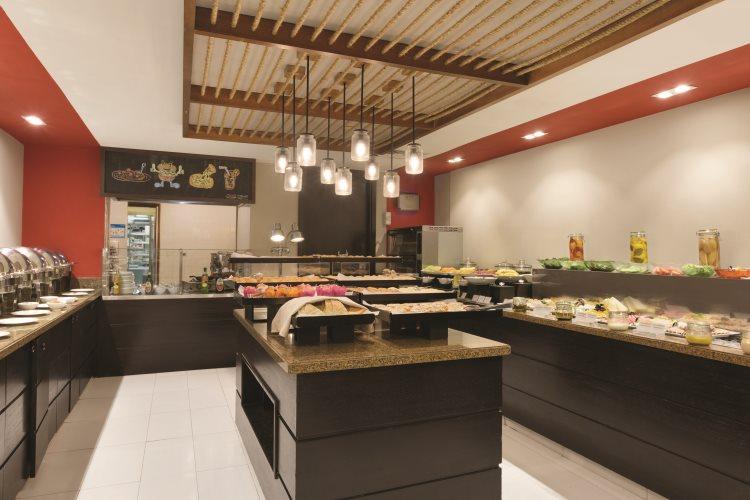 Ramada Downtown Dubaï - Restaurant Kenza