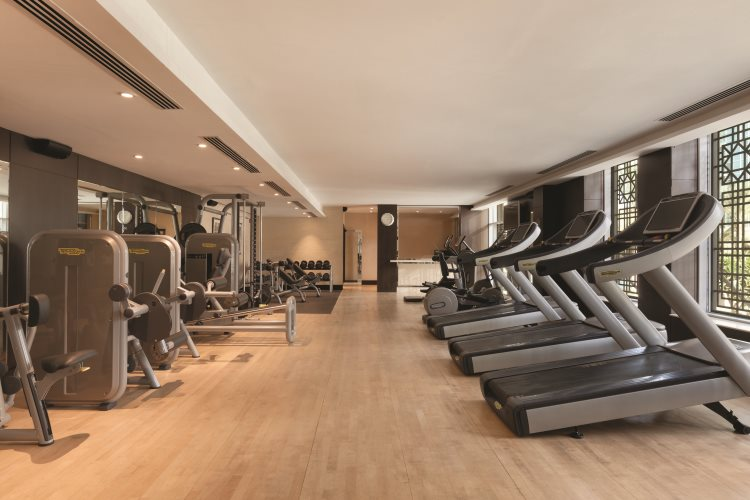 Ramada Downtown Dubaï - Salle de Fitness