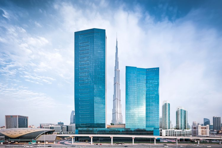 Sofitel Dubaï Downtown