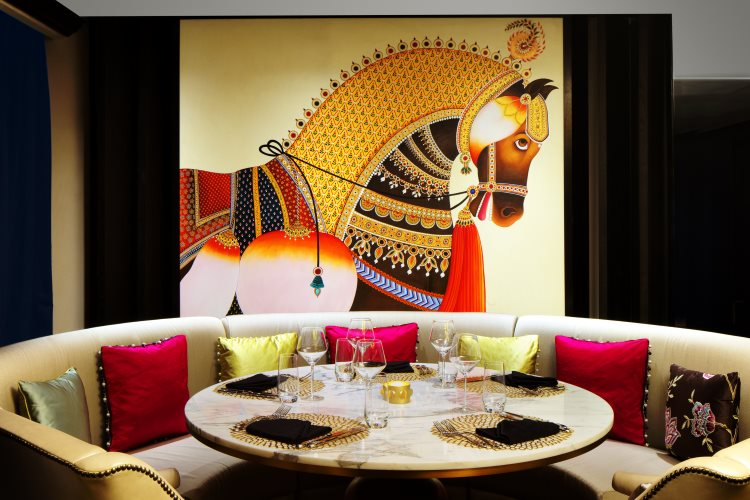 Brasserie Bombay