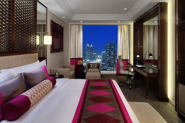 Taj duba pourquoi choisir cet h tel 5 du quartier du for Numero de chambre hotel