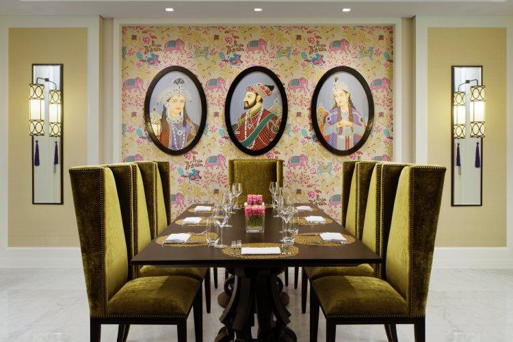 Suite Maharaja - Salle à manger