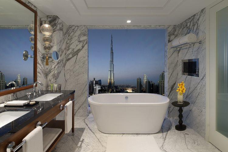 Suite Grand Luxe - Salle de bains