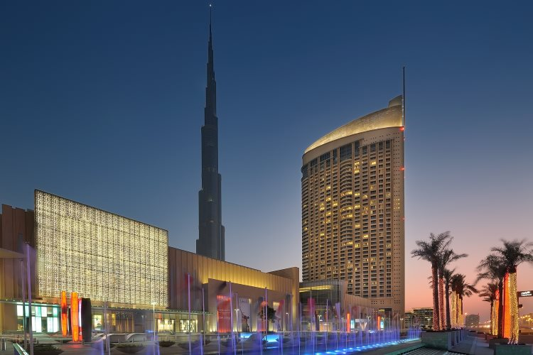 The Address Dubaï Mall