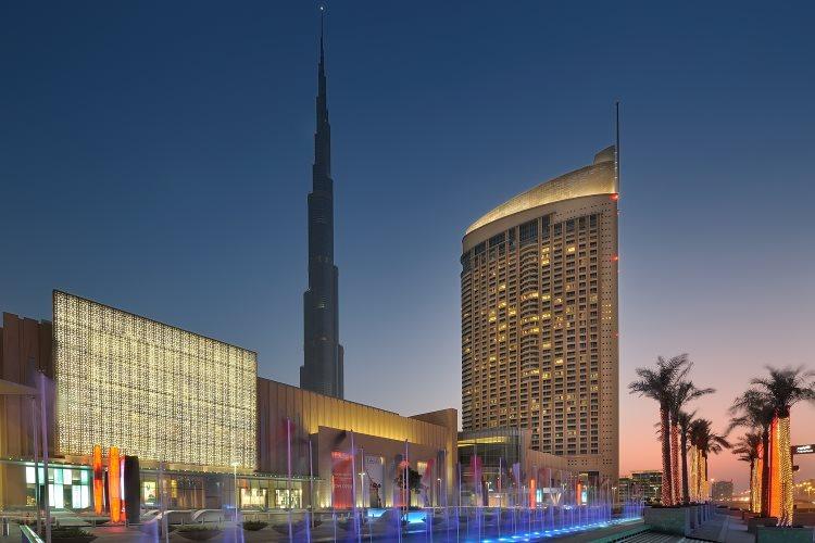 The Address Dubaï Mall